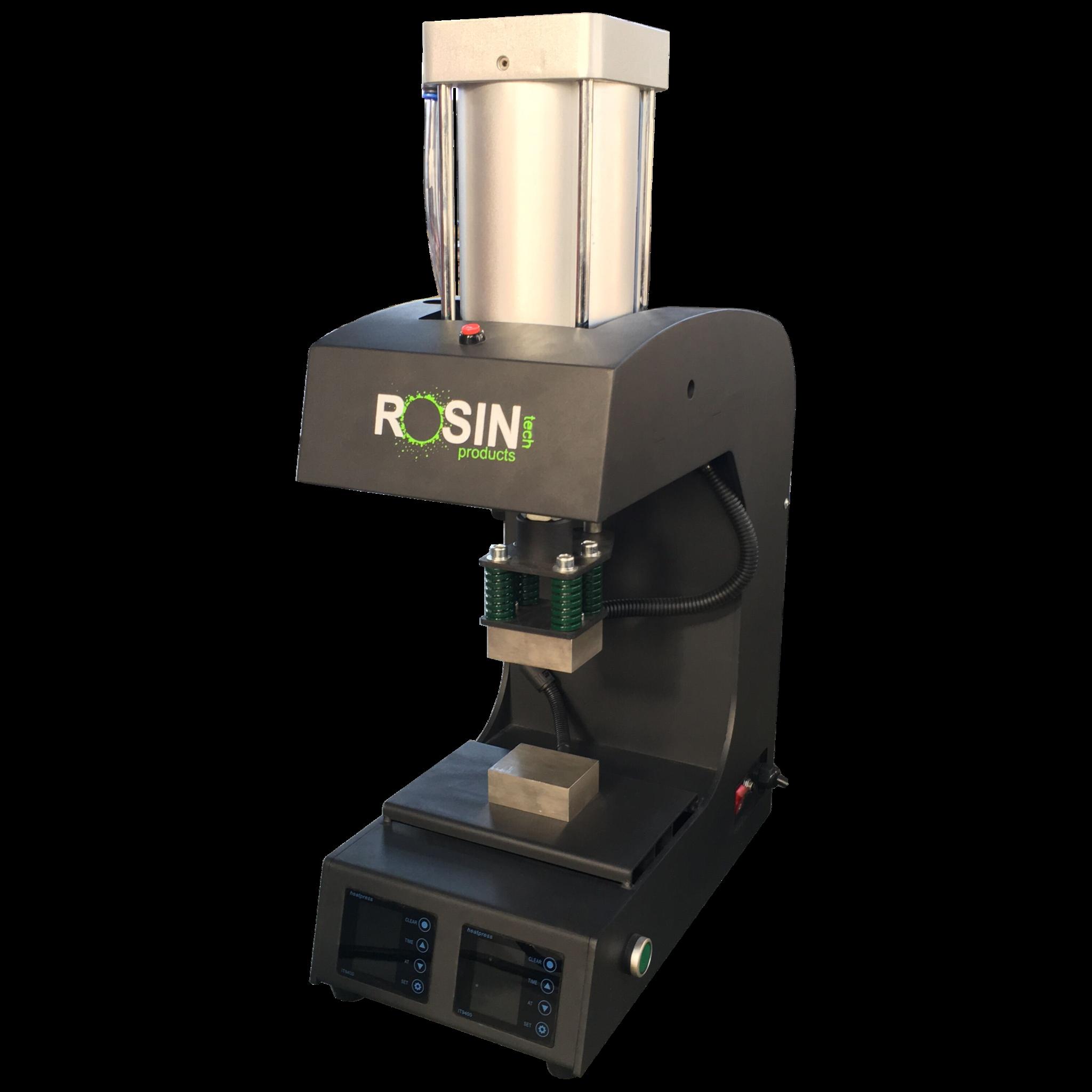 Pneumatic Rosin Press 4 X 8 Heat Press