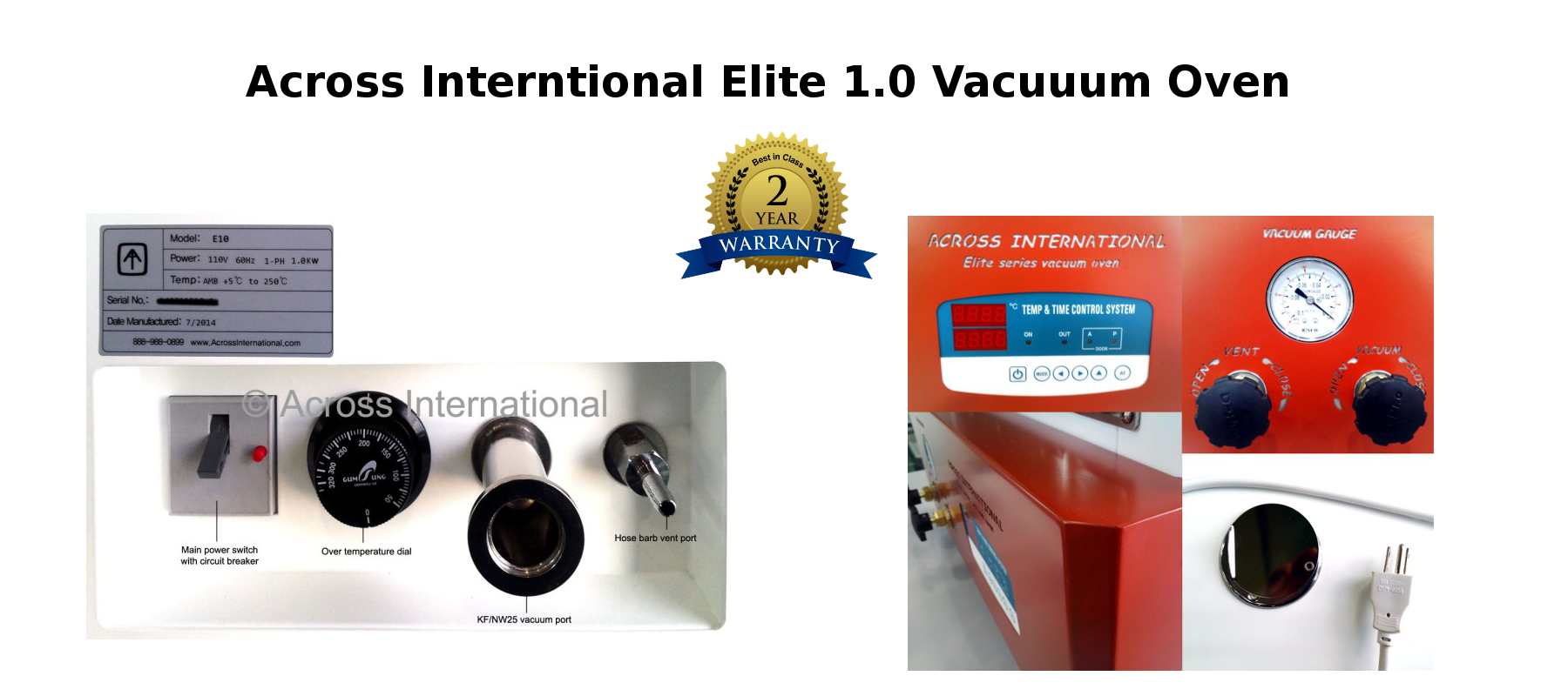 acrossinternational10eliteovenvacuum