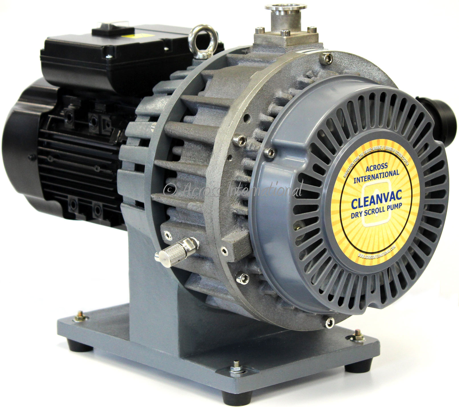AI CleanVac 11 cfm Dry-Scroll Pump
